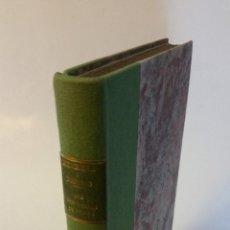 Libros antiguos: 1909 - JULIO HERRERA Y REISSIG - LOS PEREGRINOS DE PIEDRA - 1ª ED.. Lote 186156225