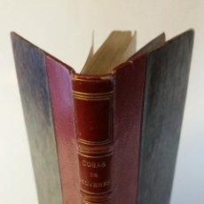 Libros antiguos: 1870 - MANUEL MARÍA DE SANTA ANA - COSAS DE MUJERES (1838-1849). Lote 186157721