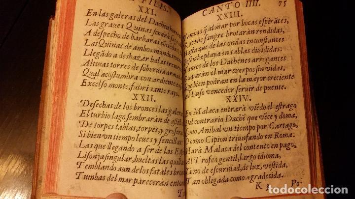 Libros antiguos: 1641 - MIGUEL BOTELLO DE CARVALLO - LA FILIS - PRIMERA EDICIÓN - Foto 8 - 186168848