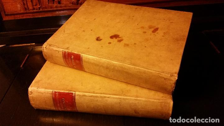 Libros antiguos: 1896 - PEDRO ESPINOSA - Primera (y segunda) parte de las Flores de Poetas Ilustres de España - Foto 2 - 186169460