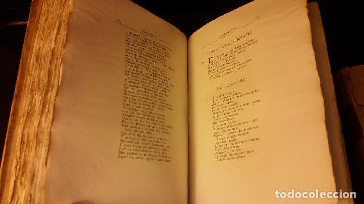 Libros antiguos: 1896 - PEDRO ESPINOSA - Primera (y segunda) parte de las Flores de Poetas Ilustres de España - Foto 6 - 186169460