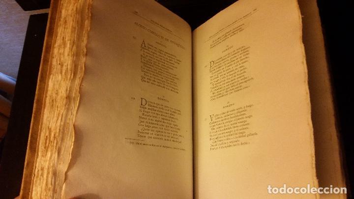Libros antiguos: 1896 - PEDRO ESPINOSA - Primera (y segunda) parte de las Flores de Poetas Ilustres de España - Foto 8 - 186169460