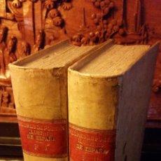 Libros antiguos: 1896 - PEDRO ESPINOSA - PRIMERA (Y SEGUNDA) PARTE DE LAS FLORES DE POETAS ILUSTRES DE ESPAÑA. Lote 186169460
