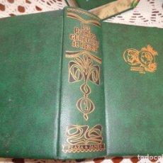 Libros antiguos: VOLUMEN 4 PREMIOS CONCOURT DE NOVELA. EDITORIAL PLAZA Y JANES AÑO 1965 PÁGINAS 1799 PAPEL BIBLIA. Lote 186451680
