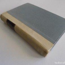 Libros antiguos: LIBRERIA GHOTICA. EDICIÓN LUJOSA EN PERGAMINO DE LAS POESIAS DE ESPRONCEDA. 1933. Lote 186455290
