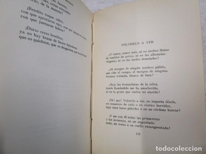 Libros antiguos: RARO - MISTRAL, Gabriela - DESOLACIÓN. POEMAS - New York 1922 - 1ª edición + info y fotos. - Foto 5 - 187462397