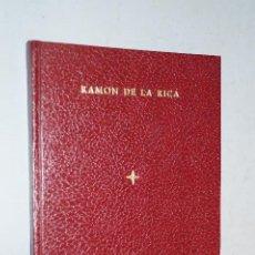 Libros antiguos: RIMAS DE OTROS TIEMPOS. RAMÓN DE LA RICA.. Lote 190411470