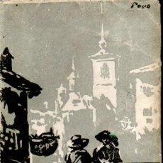 Libros antiguos: QUEVEDO : MUSA SATÍRICA (PARÍS, C. 1920). Lote 190540216