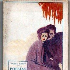 Libros antiguos: RUBÉN DARÍO : POESÍAS LÍRICAS (PARÍS, C. 1920). Lote 190541781