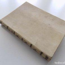 Libros antiguos: LIBRERIA GHOTICA. FRANCESCH MATHEU. LA COPA. BRINDIS Y CANSSONS. 1883.PERGAMINO.. Lote 191991247