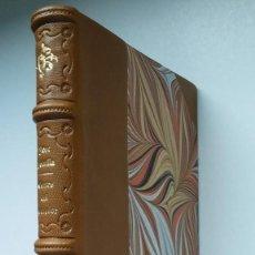 Libri antichi: CANTOS DEL TROVADOR: LEYENDAS Y TRADICIONES HISTÓRICAS (1859)/ JOSÉ ZORRILLA ENCUADERNACIÓN ARTESANA. Lote 192183882