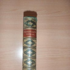 Libros antiguos: THE POETICAL WORKS OF HENRY WADSWORTH LONGFELLOW. 1875. Lote 193576746