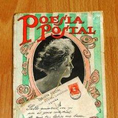 Libros antiguos: MARSILLA, DIEGO DE. POESIA POSTAL : DISCRETEOS DEL AMOR, AUSENCIAS, SUFRIMIENTOS, OLVIDOS [...] Y UN. Lote 193883158