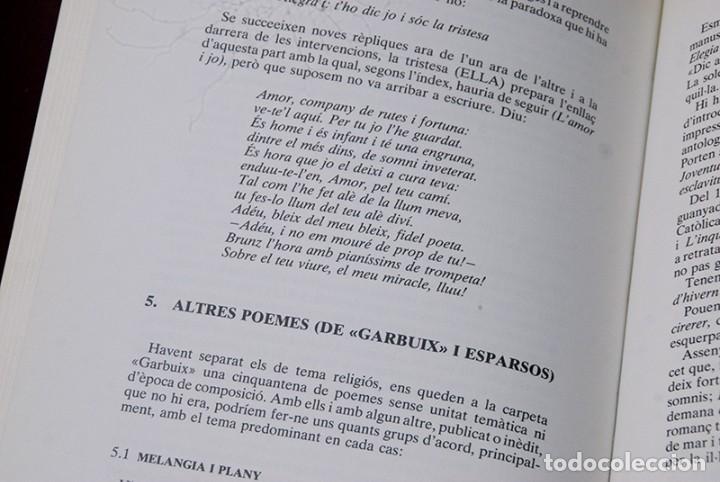 Libros antiguos: Molins de Rei Antologia Poètica Mateu Janés - Foto 2 - 194120117