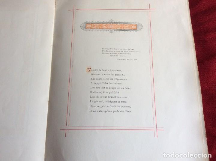 Libros antiguos: Le naufrage de Camoens. ODE de Adolph Puibusque. Año 1885 . Muy escaso. Envio grátis - Foto 4 - 194326217