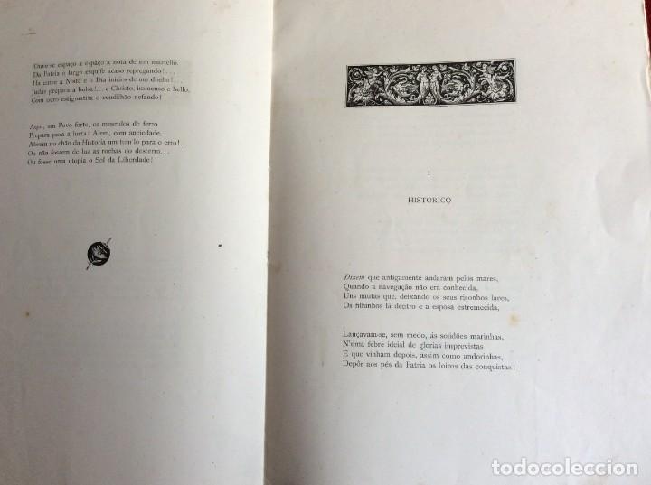 Libros antiguos: Poemas de agonía I. El botín de las gamas. Por Alfredo Ceylão, 1891, 1.ª edición. Envio grátis. - Foto 4 - 194498421