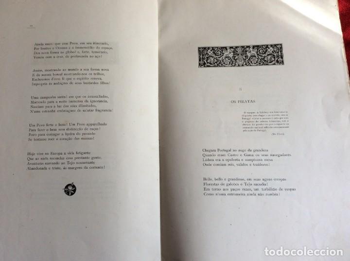 Libros antiguos: Poemas de agonía I. El botín de las gamas. Por Alfredo Ceylão, 1891, 1.ª edición. Envio grátis. - Foto 5 - 194498421