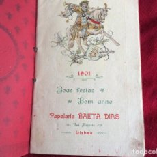 Libros antiguos: 1901 POETAS VELHOS - RARO - POEMAS DE VÁRIOS POETAS: 1901, POEMAS DE VÁRIOS POETAS...1901. . Lote 194533466