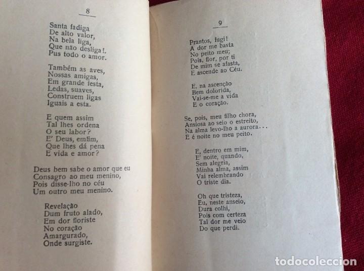 Libros antiguos: Oración de la Madre o Canción de Cuna. Por Camilo José de Carvalho, 1929. Envio grátis. - Foto 4 - 194623633