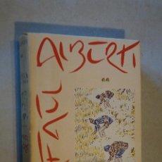 Libros antiguos: POESIA 1939-1963. RAFAEL ALBERTI.. Lote 194659153