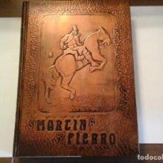 Libros antiguos: MARTIN FIERRO. Lote 194685565