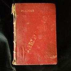 Libros antiguos: POEMAS DE CAMPOAMOR. Lote 194693680