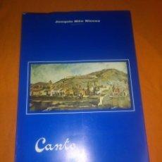 Libros antiguos: CANTO A ORIHUELA - JOAQUÍN MÁS - EDICIÓN DE 1979. Lote 194723485