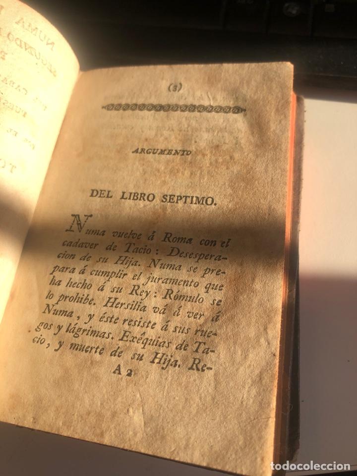 Libros antiguos: Numa Pompilio, segundo rey de roma - Foto 6 - 194861372