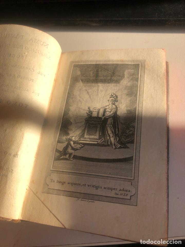 Libros antiguos: Numa Pompilio, segundo rey de roma - Foto 9 - 194861372