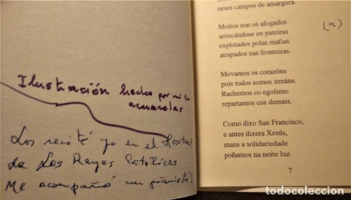 Libros antiguos: 20 POEMAS SOLIDARIOS, Mª JESÚS REBOREDO - Foto 3 - 194891273