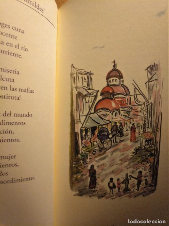 Libros antiguos: 20 POEMAS SOLIDARIOS, Mª JESÚS REBOREDO - Foto 5 - 194891273