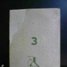 Libros antiguos: EDICION CLANDESTINA DE PENSAMENTS DE JOSEP PALAU I FABRE. L'OCELL DE PAPER, MELILLA, 1943.. Lote 195300168