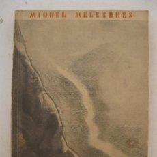 Libros antiguos: LA RUTA IL.LUMINADA - MIQUEL MELENDRES - EN CATALÁN - AÑO 1935.. Lote 195378972