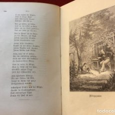 Libros antiguos: SCHERER, GEORG - BOSQUE DEL POETA ALEMÁN - ANTOLOGÍA LÍRICA - 1915.ILUSTRADO. RARO. ENVIO GRÁTIS.. Lote 195446745