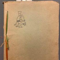 Libros antiguos: NUESTRO LIBRO, 1935. INSTITUTO-ESCUELA. Lote 195963662