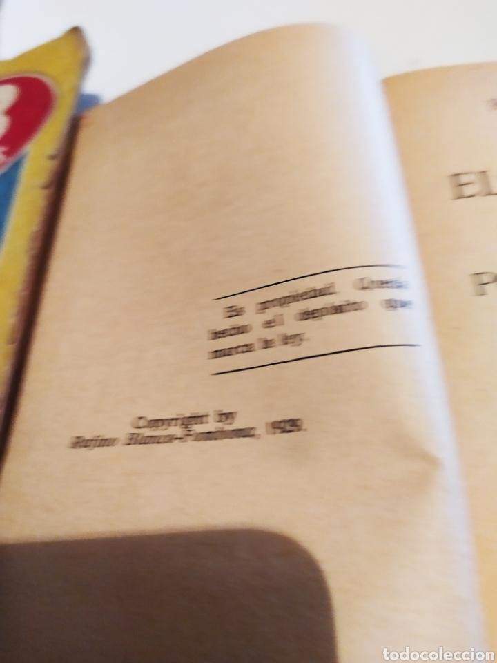 Libros antiguos: El modernismo y los poetas modernistas1929. - Foto 2 - 196210025