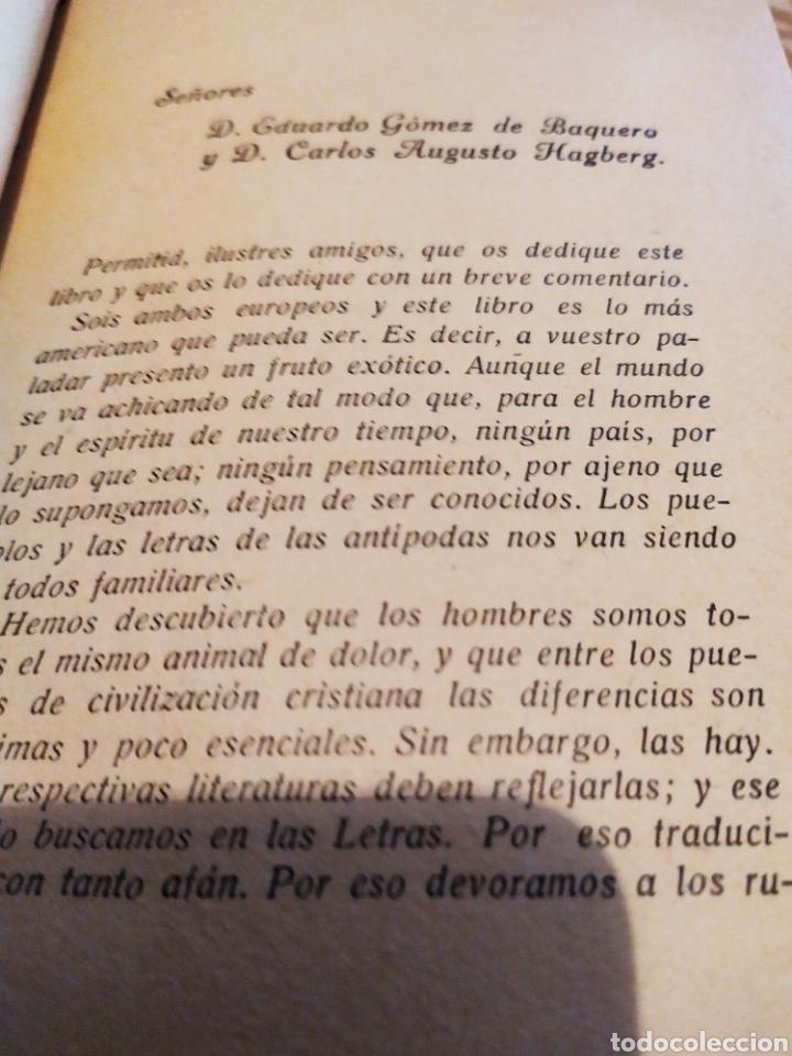 Libros antiguos: El modernismo y los poetas modernistas1929. - Foto 3 - 196210025
