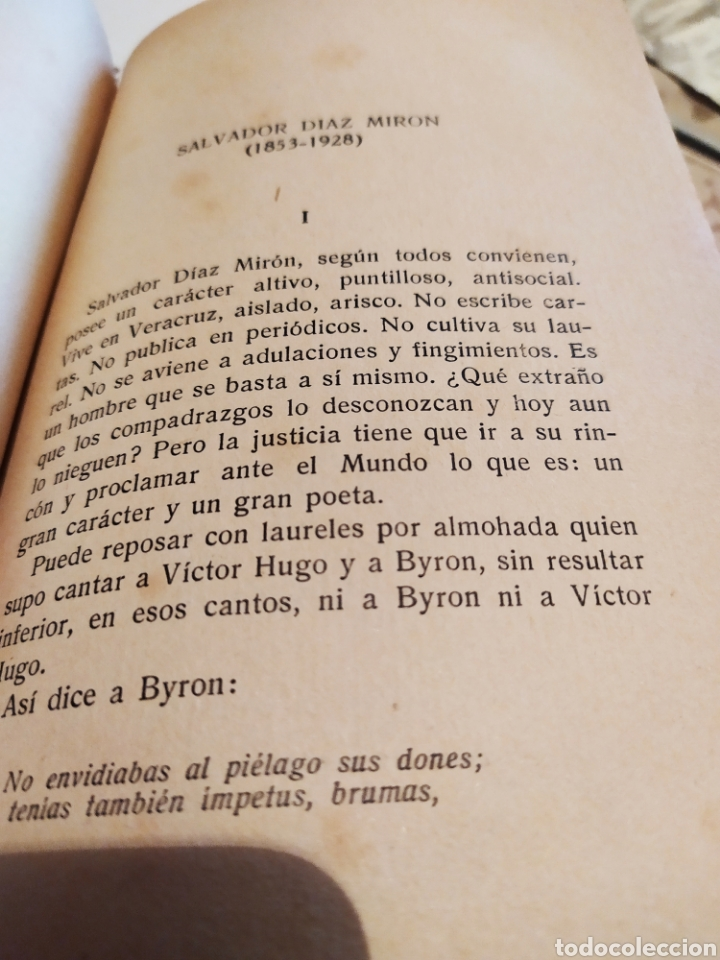 Libros antiguos: El modernismo y los poetas modernistas1929. - Foto 4 - 196210025