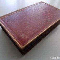 Libros antiguos: LIBRERIA GHOTICA. LAS POESIAS DE HORACIO TRADUCIDAS EN VERSOS CASTELLANOS.1841.2 TOMOS EN 1 VOLUMEN. Lote 196811142