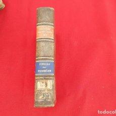 Libros antiguos: LIBRO DE POESIA ZORRILLA. Lote 196877922