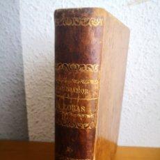 Libros antiguos: 1875 - DOLORAS Y CANTARES, RAMÓN DE CAMPOAMOR. Lote 198923518
