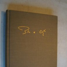 Libros antiguos: ESTO NO ES UN LIBRO. BLAS DE OTERO. 1963. Lote 199145900