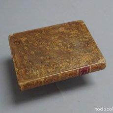 Libros antiguos: THESAURUS-HISPANO-LATINUS - P. VALERIANO REQUEJO - 1828. Lote 199150452