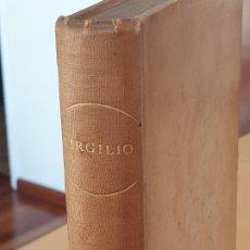 Libros antiguos: LAS GEORGICAS. TRADUCIDAS POR M. DE ARAGON AZLOR, PROLOGO DE M. MENENDEZ PELAYO. DEDICATORIA DEL AUT. Lote 199386037