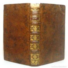 Libros antiguos: 1783 - OBRAS DE GRESSET - EDICIÓN COMPLETA EN 2 TOMOS IMPRESOS EN LONDRES - LITERATURA FRANCESA . Lote 200238540