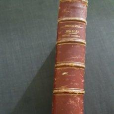 Libros antiguos: IDEALES . POESIAS ESCOGIDAS . FERNÁNDEZ GRILO . PARIS . SANCHEZ Y CIA . 1891. Lote 202334897