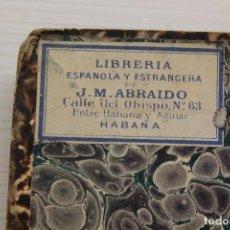 Libros antiguos: LOS PEQUEÑOS POEMAS DON RAMON DE CAMPOAMOR, 1871 1ª EDICIÓN.. Lote 203765843