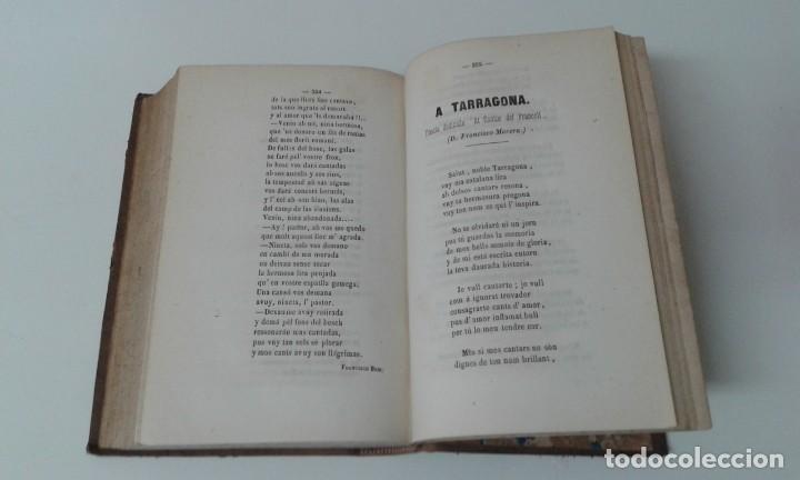 Libros antiguos: LOS TROBADORS NOUS BOFARULL 1858 PRIMERA EDICION - Foto 9 - 203944077