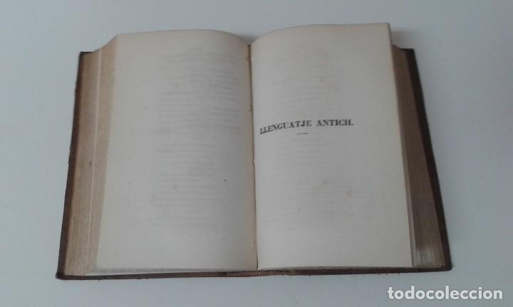 Libros antiguos: LOS TROBADORS NOUS BOFARULL 1858 PRIMERA EDICION - Foto 10 - 203944077