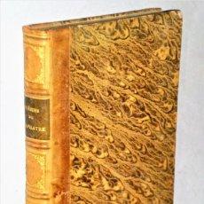 Libros antiguos: POÉSIES DE MALFILATRE, AVEC UNE NOTICE HISTORIQUE ET CRITIQUE. Lote 204452861
